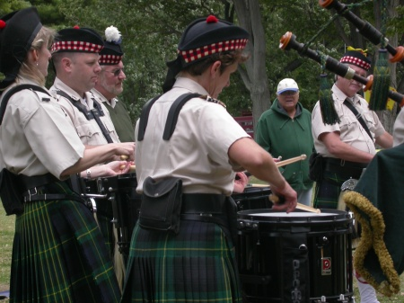 Scottish Pipe and Drums Band